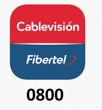 0800 cablevision fibertel