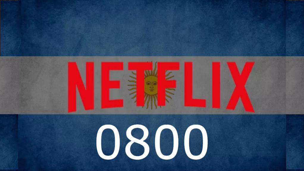 0800 netflix argentina