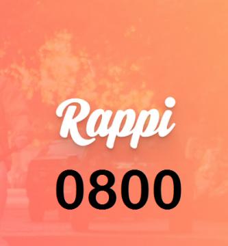 telefono 0800 rappi argentina