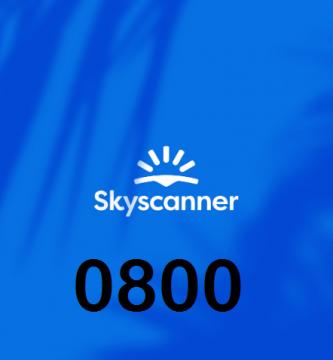 Skyscanner telefono 0800
