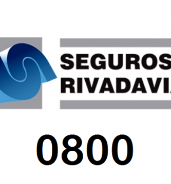 Seguros Rivadavia 0800 telefono