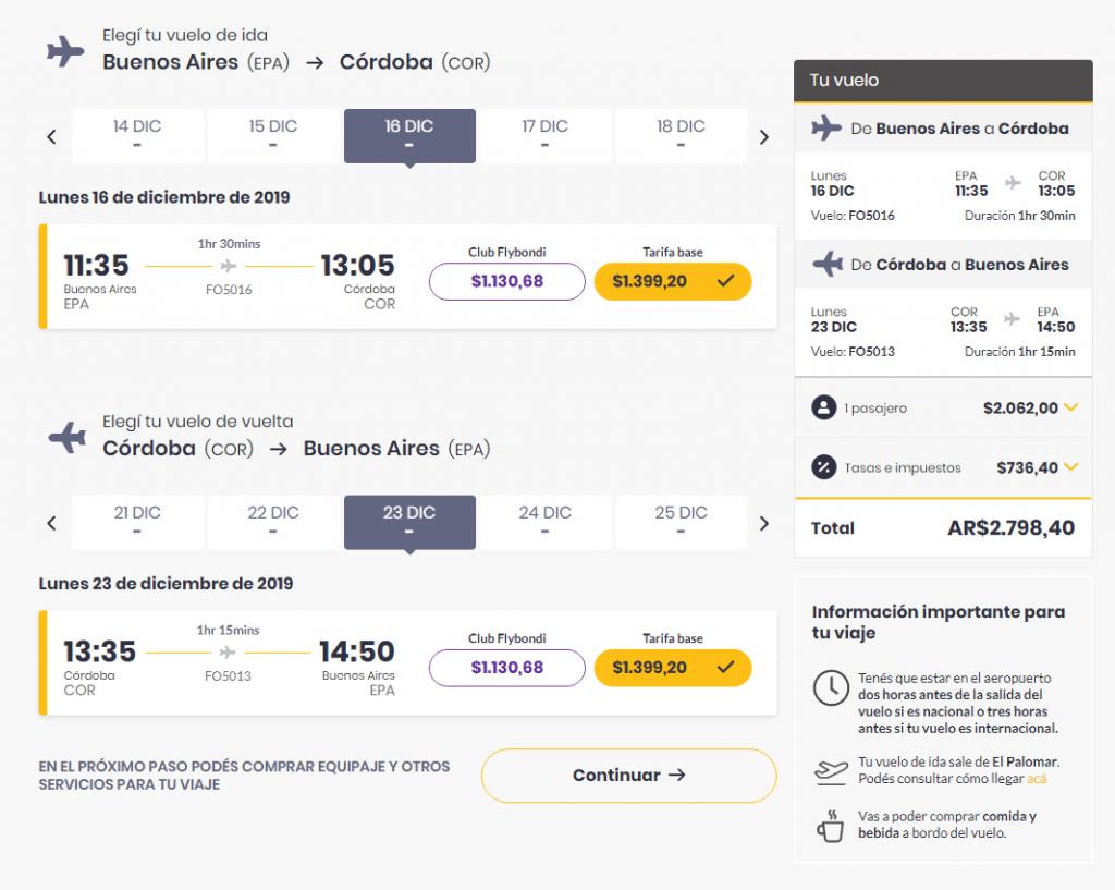 Teléfono 0800 Flybondi Argentina