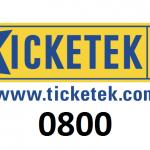 Ticketek Argentina teléfono