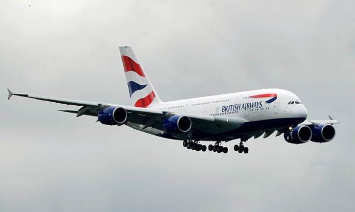 British Airways argentina