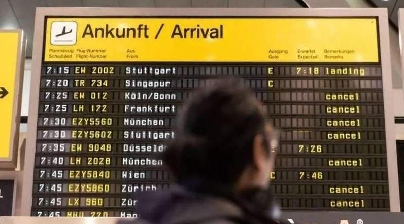 vuelos cancelados coronavirus