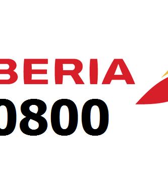 Iberia 0800