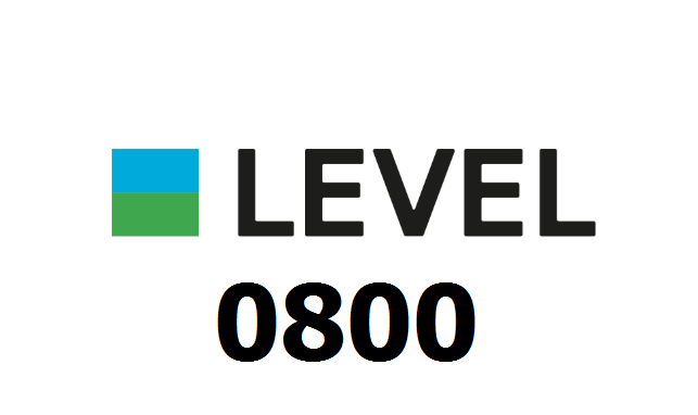Level 0800