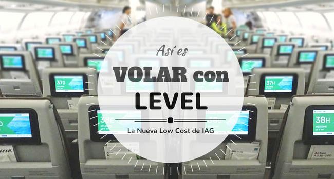 Level vuelos 0800