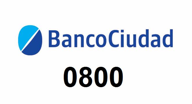 Banco Ciudad atención al cliente