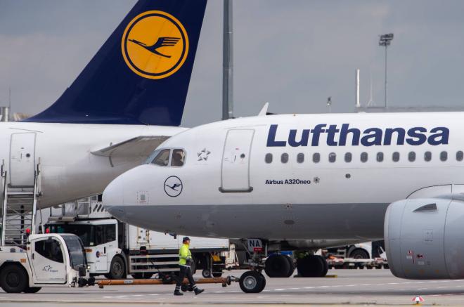 Lufthansa Argentina teléfono