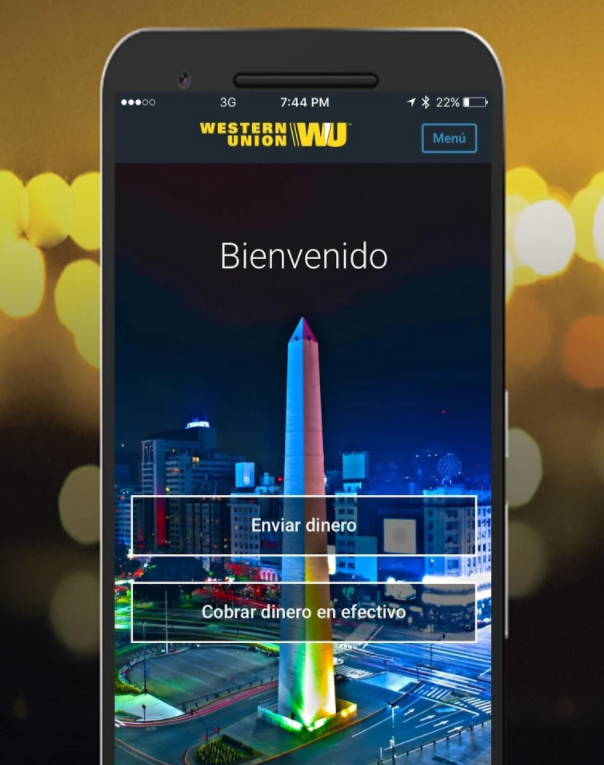 Western Union Android