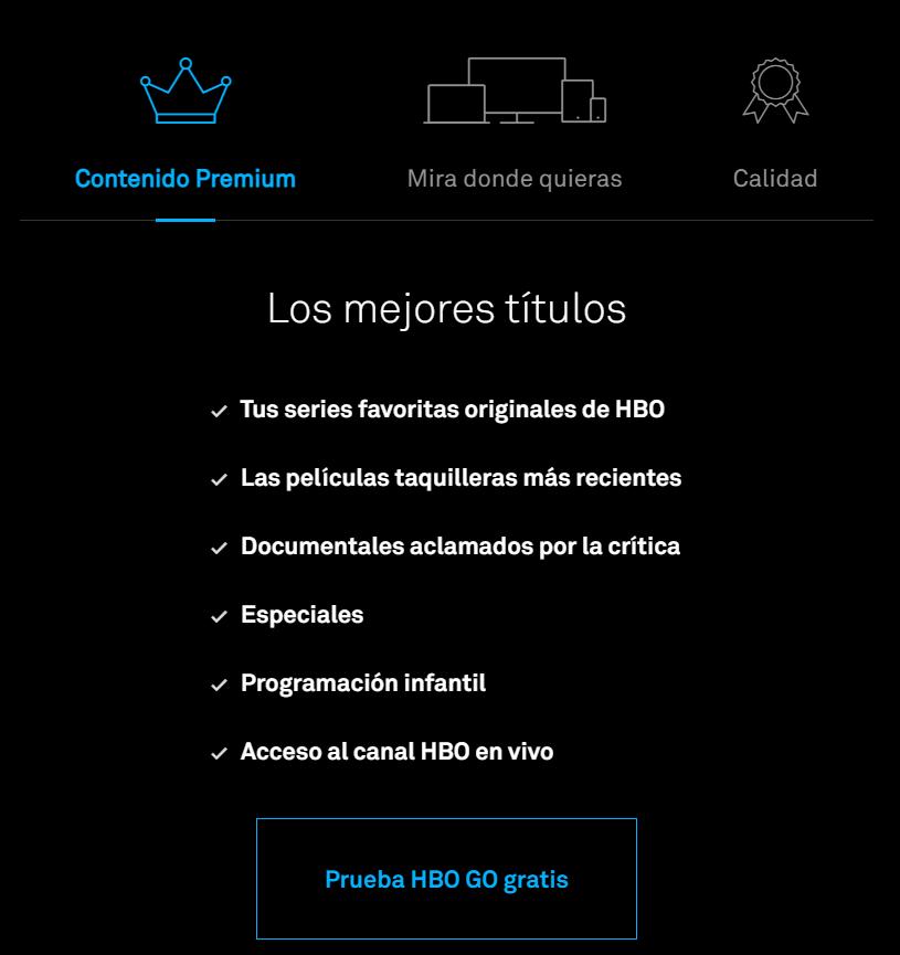 HBO GO Argentina
